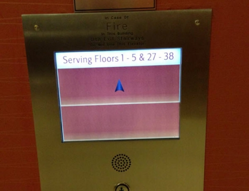 Nonsensical UX: The Strange Case of an Elevator Touch Screen