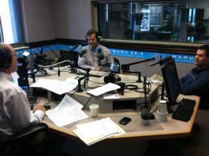 WAMU Radio Show