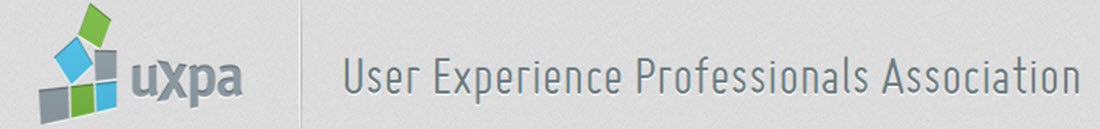 User Experience Professionals Association (UXPA) Logo