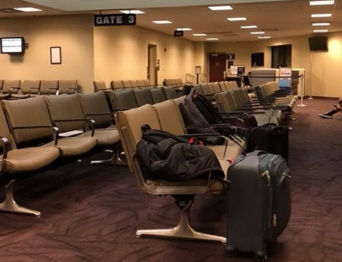 Maintain your routines to avoid work-travel stress
